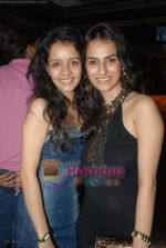 Kashmira Irani and Sulagna Panigrahi at Swastik Pictures bash for Amber Dhara in Vie Lounge on 29th August 2008 (2).JPG