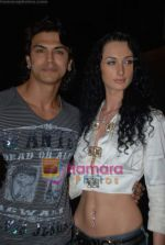 Sahil Khan at Swastik Pictures bash for Amber Dhara in Vie Lounge on 29th August 2008 (4).JPG