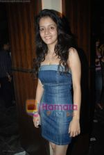 Sulagna Panigrahi at Swastik Pictures bash for Amber Dhara in Vie Lounge on 29th August 2008 (2).JPG