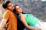 Sameer Dattani and Raima Sen in a still from the movie Mukhbiir.jpg