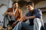 Suniel Shetty and Sameer Dattani in a still from the movie Mukhbiir.jpg
