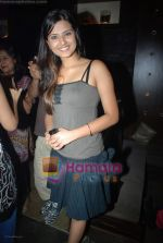 Krithika Sengal at Aamir Ali_s birthday in Myst on 1st September 2008 (2).JPG