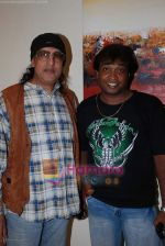 Bali Brahmabhatt, Sunil Pal at Arshi is back album launch in Andheri on 1st September 2008 (2).JPG