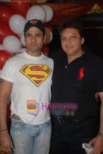 Rohit Roy, Sashi Ranjan at Gr8 anniversary bash in Club Millennium on 1st September 2008 (13).JPG