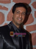 Sulaiman Merchant on the sets of Chak De Bachche in Cinevistas on 5th September 2008 (12).JPG
