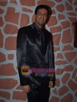 Sulaiman Merchant on the sets of Chak De Bachche in Cinevistas on 5th September 2008 (3).JPG
