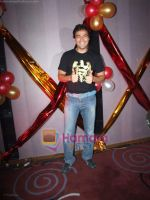 Ayaz Khan at Mahavir Mehta_s birthday bash in Sahara Star on 6th September 2008 (3).JPG