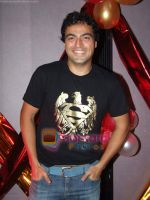 Ayaz Khan at Mahavir Mehta_s birthday bash in Sahara Star on 6th September 2008 (4).JPG