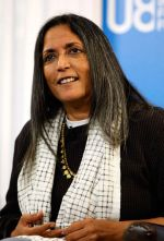 Deepa Mehta at the Heaven On Earth press conference in Toronto International Film Festival held at the Sutton Place Hotel on September 6, 2008 in Toronto, Canada (2).jpg