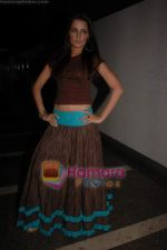 Celina Jaitley at the Unveiling of Golmaal Returns in Cinemax, Versova on 13th September 2008 (5).JPG