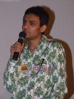 Dhilin Mehta at the Unveiling of Golmaal Returns in Cinemax, Versova on 13th September 2008 (36).JPG