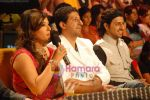 Raveena Tandon, Sulaiman and Salim Merchant on the sets of Chak De Bachche in Kanjurmarg on 15th September 2008 (2).JPG