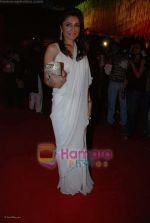 Queenie Dhody at Manav Gangwani show at HDIL Coutoure week on 18th September 2008 (3).JPG