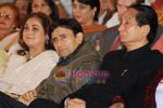 Tina Ambani, Dev Anand at Tina Ambani_s Harmony Awards in Ravindra Natya Mandir on 8th october 2008 (35).JPG
