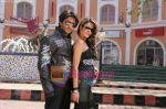 Amrita Arora, Arshad Warsi in the Still from movie Golmal Returns (3)~0.jpg