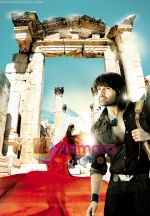 Himesh Reshammiya, Monalaizza in the Still from movie Kajraare.jpg