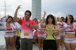 Tusshar Kapoor, Anjana Sukhani in the Still from movie Golmal Returns (16).jpg