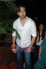 Nakuul Mehta at Hello film premiere in Fun on 9th October 2008 (2).JPG