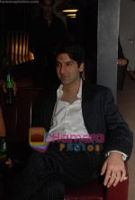 ashish raheja at the Blue Frog Studio Lounge hosted by Carlsberg Beer in Mumbai on 11th october 2008.jpg