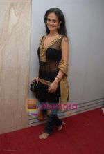 aparna tilak at Priyanka Thakur show in Atria Mall on 11th october 2008.JPG