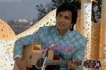 Sonu Sood at Ek Vivaah Aisa Bhi Movie wallpaper.JPG