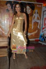 Meghna Patel at the launch of Meghna Patel_s debut music video _Golden Babe_ on 14th October 2008 (3).JPG