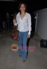 deeane pandey at the poison Relaunch Bash on 16th October 2008.JPG