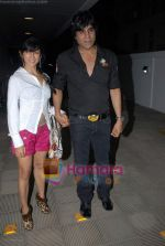 mohammed morani at the poison Relaunch Bash on 16th October 2008 .JPG