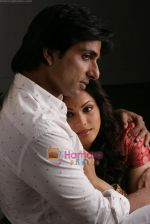 Sonu Sood, Isha Koppikar in still from the movie Ek Vivaah Aisa Bhi (14).jpg