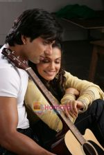 Sonu Sood, Isha Koppikar in still from the movie Ek Vivaah Aisa Bhi (16).jpg