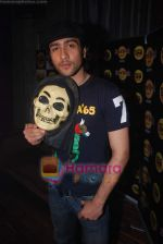 Adhyayan Suman at halloween bash in hard rock cafe on 1st November 2008 (12).JPG