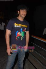 Adhyayan Suman at halloween bash in hard rock cafe on 1st November 2008 (2).JPG