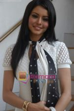 Aamna Shariff at Aloo Chaat press meet in Blue Waters on 1st November 2008 (27).JPG