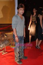 rajpal yadav at Lil Star Awards in  Yashraj Studios on 2nd November 2008.JPG