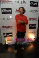 Gary Lawyer at Rolling Stone MasterClass presents Apple Amplify in Mumbai on 10th November 2008.JPG