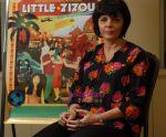 Sooni Taraporevala at the Press conference of Little Zizou on 11th November 2008(3).jpg