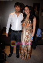 Sudeep Sahir and Anantika Sahir at Shaleen and Daljit_s birthday bash in D Ultimate Club on 15th November 2008 (2).JPG