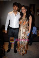 Sudeep Sahir and Anantika Sahir at Shaleen and Daljit_s birthday bash in D Ultimate Club on 15th November 2008 (3).JPG