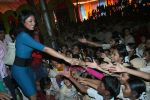 Tanushree Dutta at childrens day event in rambo circus, bandra reclamation ground on 16th November 2008 (12).jpg