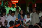 Tanushree Dutta at childrens day event in rambo circus, bandra reclamation ground on 16th November 2008 (13).jpg