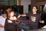 Delna Poonawala & DJ Whosane at the Friday Night at Dragonfly on 15th November 2008.JPG