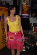Achint Kaur at Death Race premiere in Fame on 19th November 2008(30).JPG