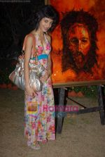 Akanksha Nanda at The Mahatma a tribute to non-violence in Point of View Art Gallery on 19th November 2008 (28).JPG