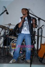 Vidyadhar Bhave at the Music launch of Vidyadhar Bhave_s album in Magic, Worli on 20th November 2008(3).JPG