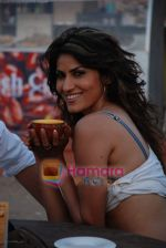 Model Susheel Video Shoot in a coffee cup in Madh on 26th November 2008(80).JPG