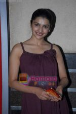 Prachi Desai at President is Coming premiere in Fame Adlabs on 26th November 2008(3).JPG