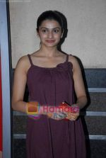 Prachi Desai at President is Coming premiere in Fame Adlabs on 26th November 2008(4).JPG
