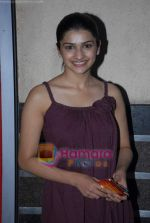 Prachi Desai at President is Coming premiere in Fame Adlabs on 26th November 2008(7).JPG