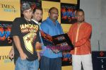Ishq Bector, Daku Daddy fame at Vibes album launch in Rock Bottom on 28th November 2008 (3).JPG