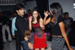 Kinshuk Mahajan, Parul Chauhan, Sarah Khan at Bidaai TV serial surprise bash for Rajan Shahi in Malad on 2nd December 2008(2).JPG